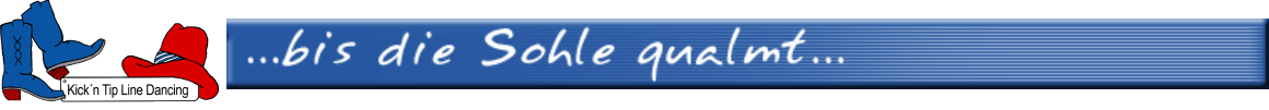 Kick´ n Tip Line Dancing Logo
